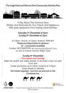 Community Nativity Play