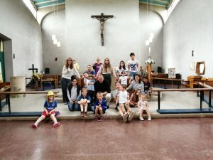 Children's B'uzz Club (Sunday School) @ St Francis Church