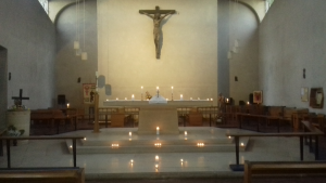 Silent Prayer Hour - Temporarily Unavailable Due to Coronavirus Restrictions @ St Francis Church